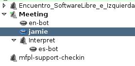 mumble-interpreter-setup – Support